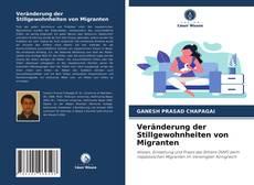 Veränderung der Stillgewohnheiten von Migranten kitap kapağı
