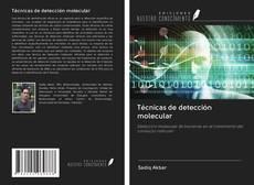 Capa do livro de Técnicas de detección molecular