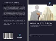 Couverture de Realiteit van JEZUS CHRISTUS