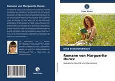 Copertina di Romane von Marguerite Duras:
