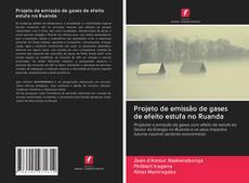 Capa do livro de Projeto de emissão de gases de efeito estufa no Ruanda