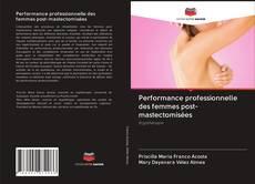Обложка Performance professionnelle des femmes post-mastectomisées
