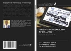 Capa do livro de FILOSOFÍA DE DESARROLLO INFORMÁTICO