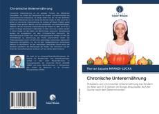 Copertina di Chronische Unterernährung