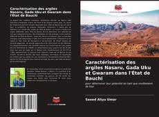 Couverture de Caractérisation des argiles Nasaru, Gada Uku et Gwaram dans l'État de Bauchi