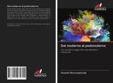 Bookcover of Dal moderno al postmoderno
