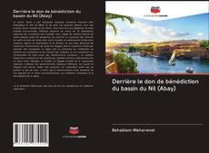 Обложка Derrière le don de bénédiction du bassin du Nil (Abay)