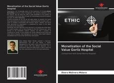 Capa do livro de Monetization of the Social Value Gorliz Hospital