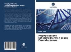 Capa do livro de Prophylaktische Schutzmaßnahmen gegen Paratuberkulose