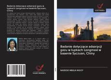 Обложка Badanie dotyczące adsorpcji gazu w łupkach Longmaxi w basenie Syczuan, Chiny
