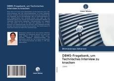 Bookcover of DBMS-Fragebank, um Technisches Interview zu knacken