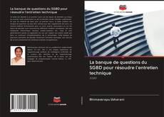 La banque de questions du SGBD pour résoudre l'entretien technique kitap kapağı