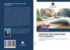 Bookcover of STRATEGIE DER LEHRTECHNIK FÜR STUDENTEN