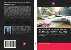 ESTRATÉGIA DE TECNOLOGIA DE ENSINO PARA ESTUDANTES kitap kapağı