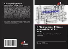 """Обложка Il """"Capitalismo: L'ideale sconosciuto"""" di Ayn Rand"""