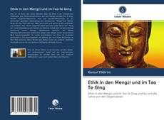 Borítókép a  Ethik in den Mengzi und im Tao Te Ging - hoz