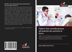 Capa do livro de Fattori che contribuiscono all'anemia da carenza di ferro