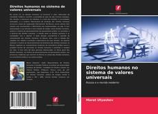 Capa do livro de Direitos humanos no sistema de valores universais