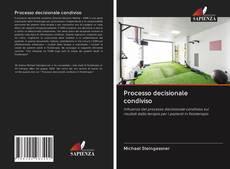 Bookcover of Processo decisionale condiviso