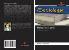 Bookcover of Management Styles