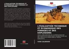 Bookcover of L'ÉVALUATION TECHNIQUE ET ÉCONOMIQUE DES FORAGES ET DES EXPLOSIONS