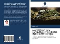 Bookcover of FORTGESCHRITTENES DATENVORABRUF-DESIGN FÜR MODERNE PROZESSOREN