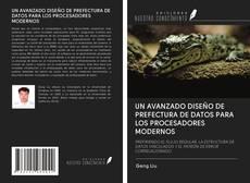 Bookcover of UN AVANZADO DISEÑO DE PREFECTURA DE DATOS PARA LOS PROCESADORES MODERNOS