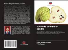 Обложка Sucre de pomme en poudre