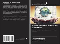 Bookcover of Principios de la educación ambiental