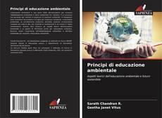 Обложка Principi di educazione ambientale