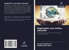 Bookcover of Beginselen van milieu-educatie