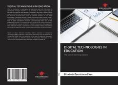 Portada del libro de DIGITAL TECHNOLOGIES IN EDUCATION