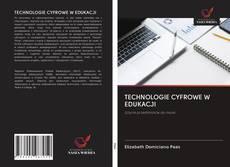 Capa do livro de TECHNOLOGIE CYFROWE W EDUKACJI