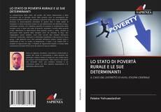 Bookcover of LO STATO DI POVERTÀ RURALE E LE SUE DETERMINANTI
