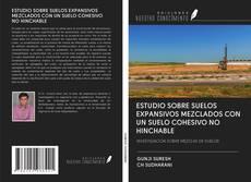 Copertina di ESTUDIO SOBRE SUELOS EXPANSIVOS MEZCLADOS CON UN SUELO COHESIVO NO HINCHABLE