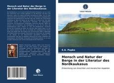 Обложка Mensch und Natur der Berge in der Literatur des Nordkaukasus
