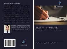 Bookcover of Ecuadoraanse Instapoets