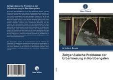 Bookcover of Zeitgenössische Probleme der Urbanisierung in Nordbengalen