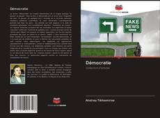 Portada del libro de Démocratie