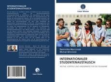 Capa do livro de INTERNATIONALER STUDENTENAUSTAUSCH