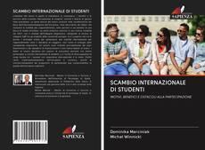 Bookcover of SCAMBIO INTERNAZIONALE DI STUDENTI