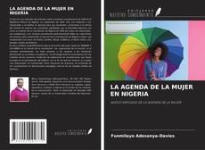 Обложка LA AGENDA DE LA MUJER EN NIGERIA
