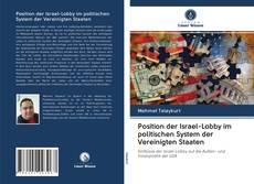 Copertina di Position der Israel-Lobby im politischen System der Vereinigten Staaten