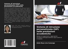 Copertina di Sistema di istruzione personalizzata (SIP) nelle prestazioni accademiche