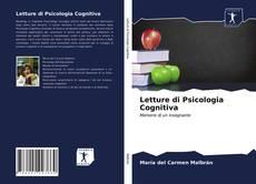Couverture de Letture di Psicologia Cognitiva