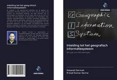 Обложка Inleiding tot het geografisch informatiesysteem