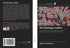 Portada del libro de Microbiología médica