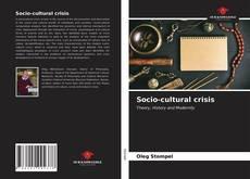 Buchcover von Socio-cultural crisis