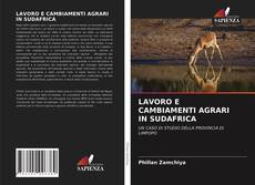 Bookcover of LAVORO E CAMBIAMENTI AGRARI IN SUDAFRICA