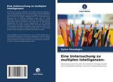 Bookcover of Eine Untersuchung zu multiplen Intelligenzen: